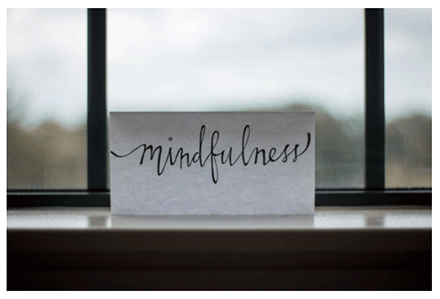 window to mindfulness