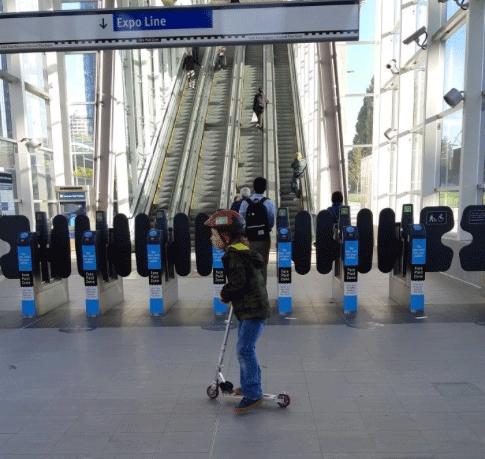 scooter transpo