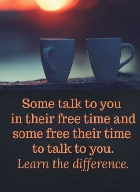 free up time to talk