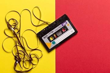 music brain tape
