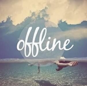 the benefits of going offline