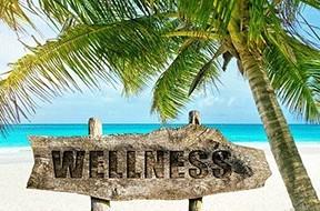 beach massages are wellness