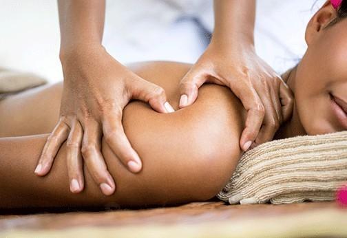 deep tissue massage vibes