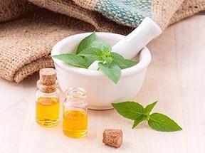 massage aromatherapy style