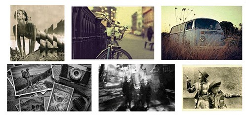vintage vibes in photographs