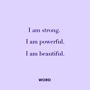 making affirmations work for you