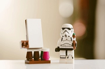 even storm troopers chill with crafts