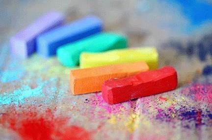 super crafty pastels