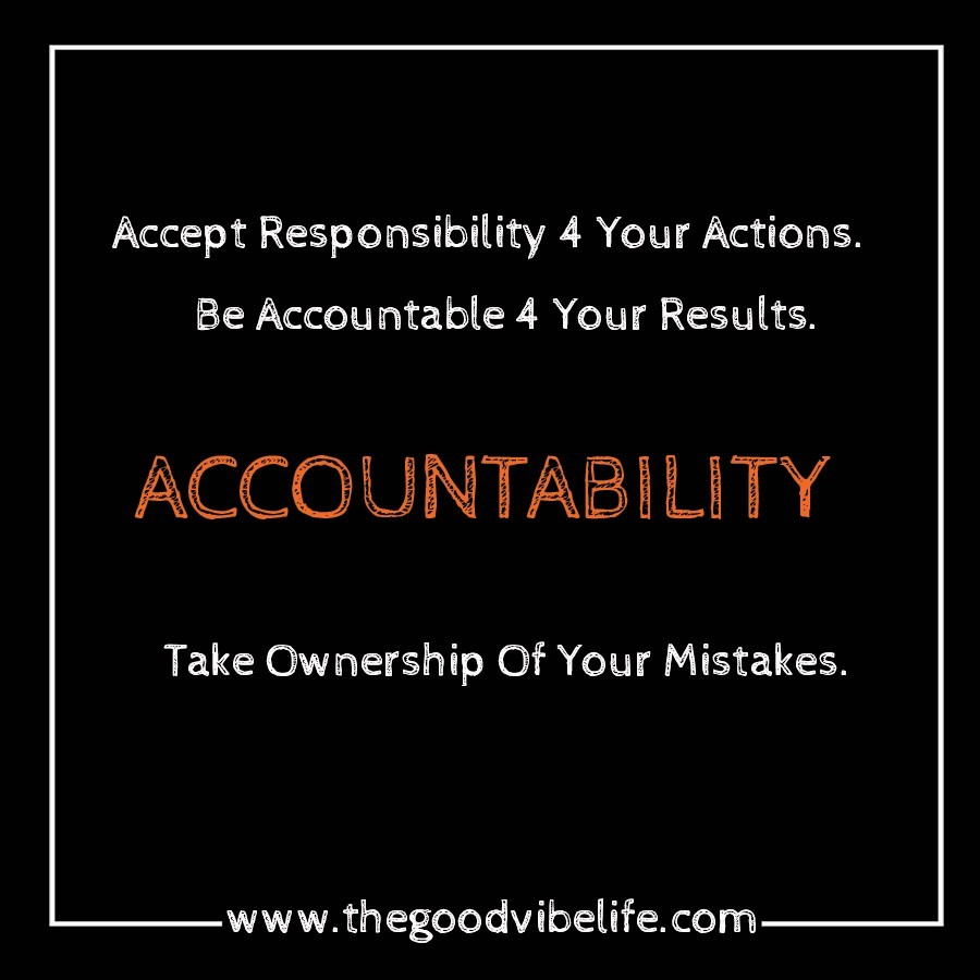 accountability what is it