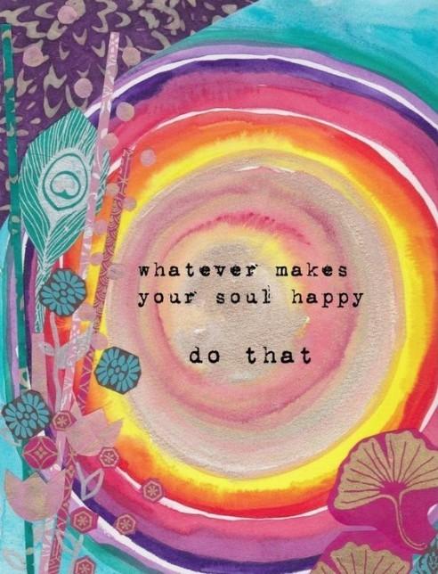 soul happy do that