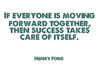 success takes care of itself
