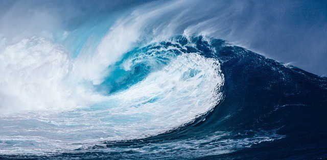 expressive like the ocean
