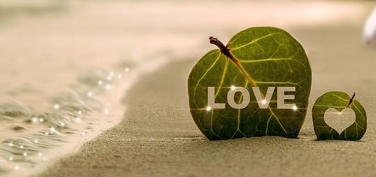 heart chakra symbol love