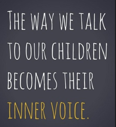 becomes their inner voice