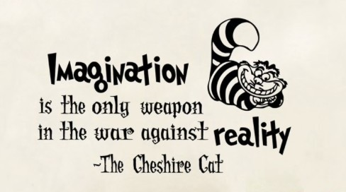 imagination wars against reality