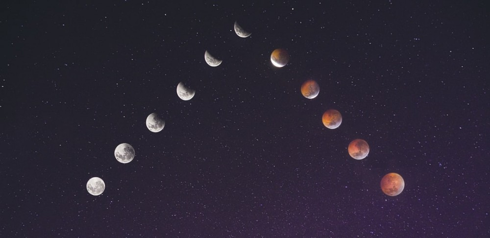 moon phases captures
