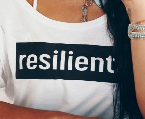 resilient yoga teacher