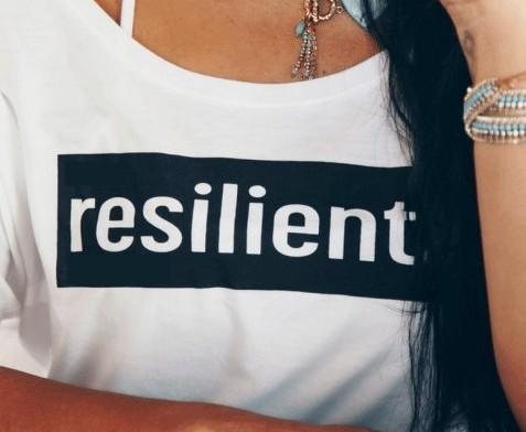 resilient yoga teacher