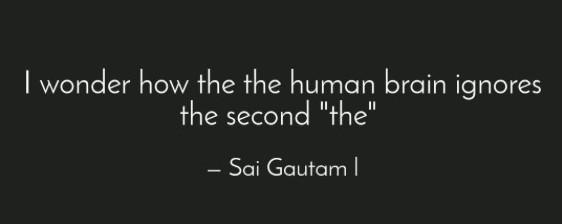 the human brain wonder