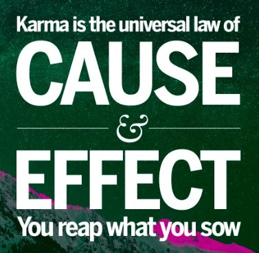 universal law of cause and effect