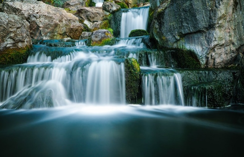 nature just flows