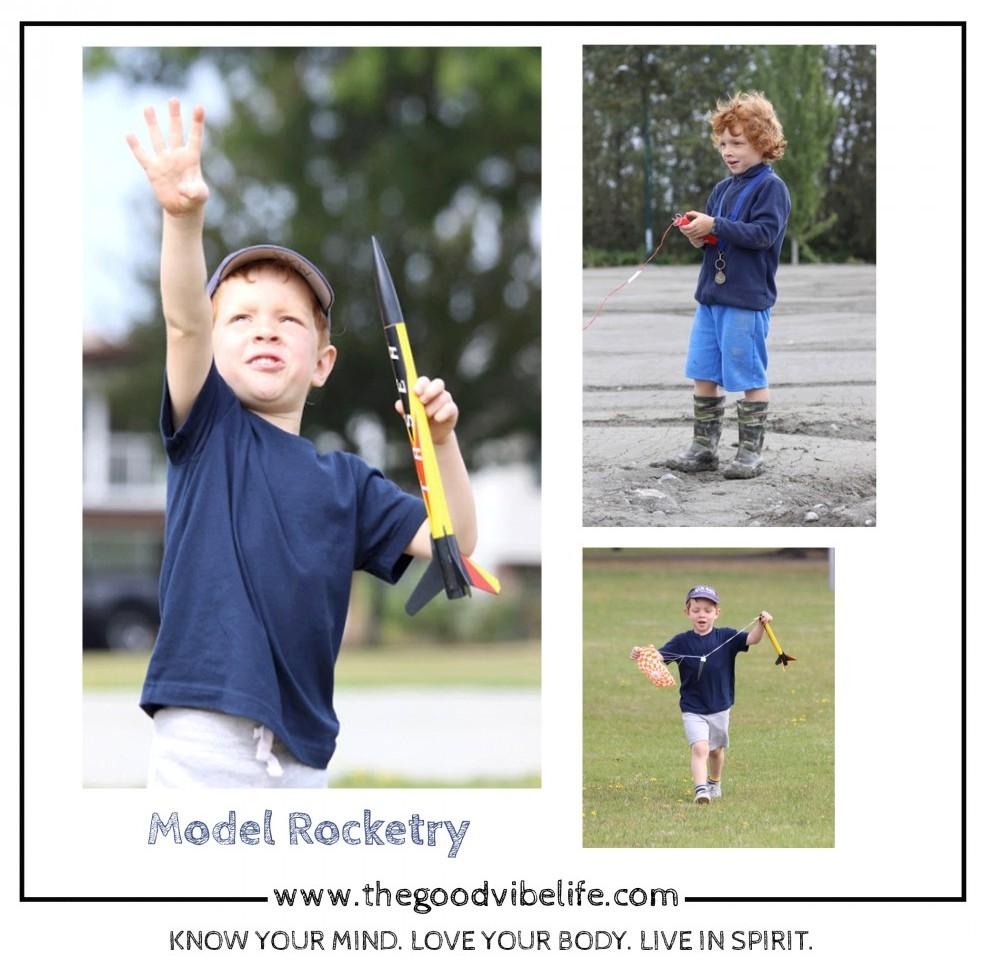 model rocketry good feels