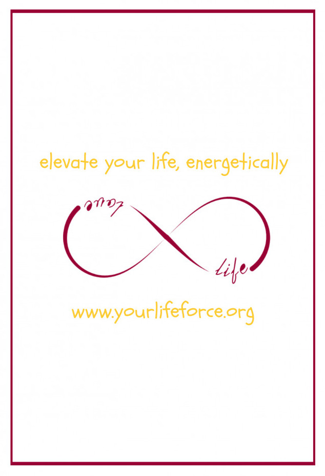 elevate your life energetically