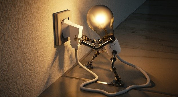 plug yourself in to the light