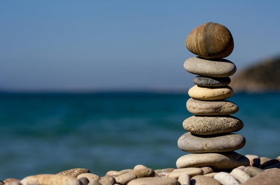 Balance and peace