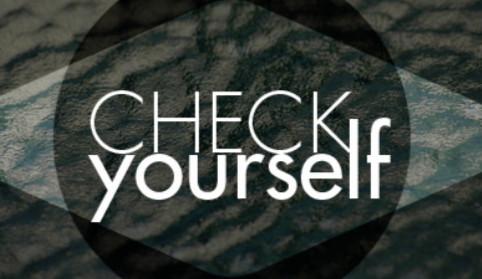Check yourself