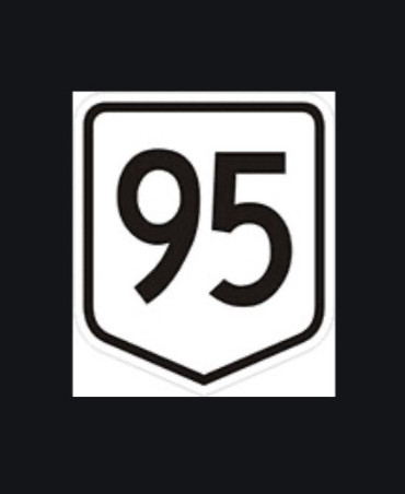 Ninety five is almost one hundred