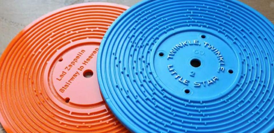 Fisher price style vinyl