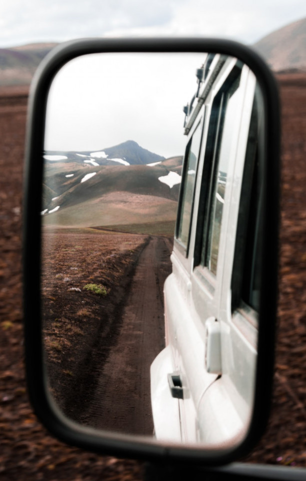 The mirror world of life adventure