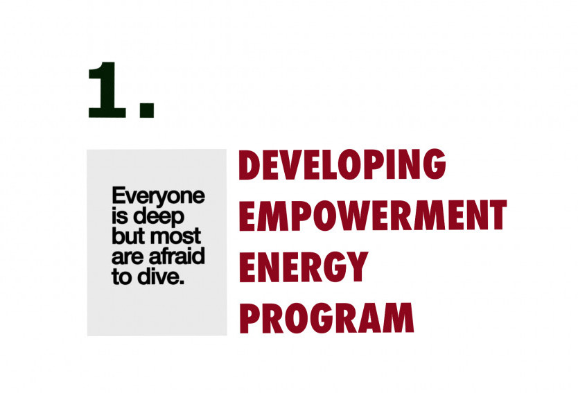 Developing empowerment energy program week 01