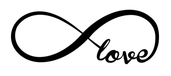 Infinite love and potential